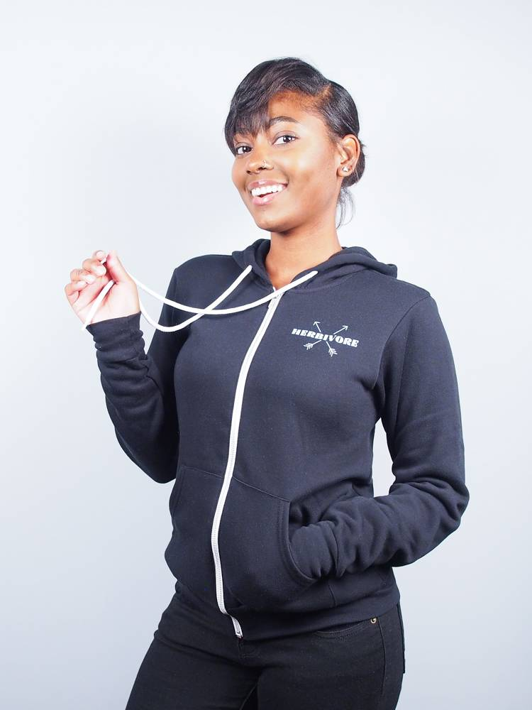 The World Used To Be Cooler Zip-Up Unisex Hoodie ::Extra Small Only::
