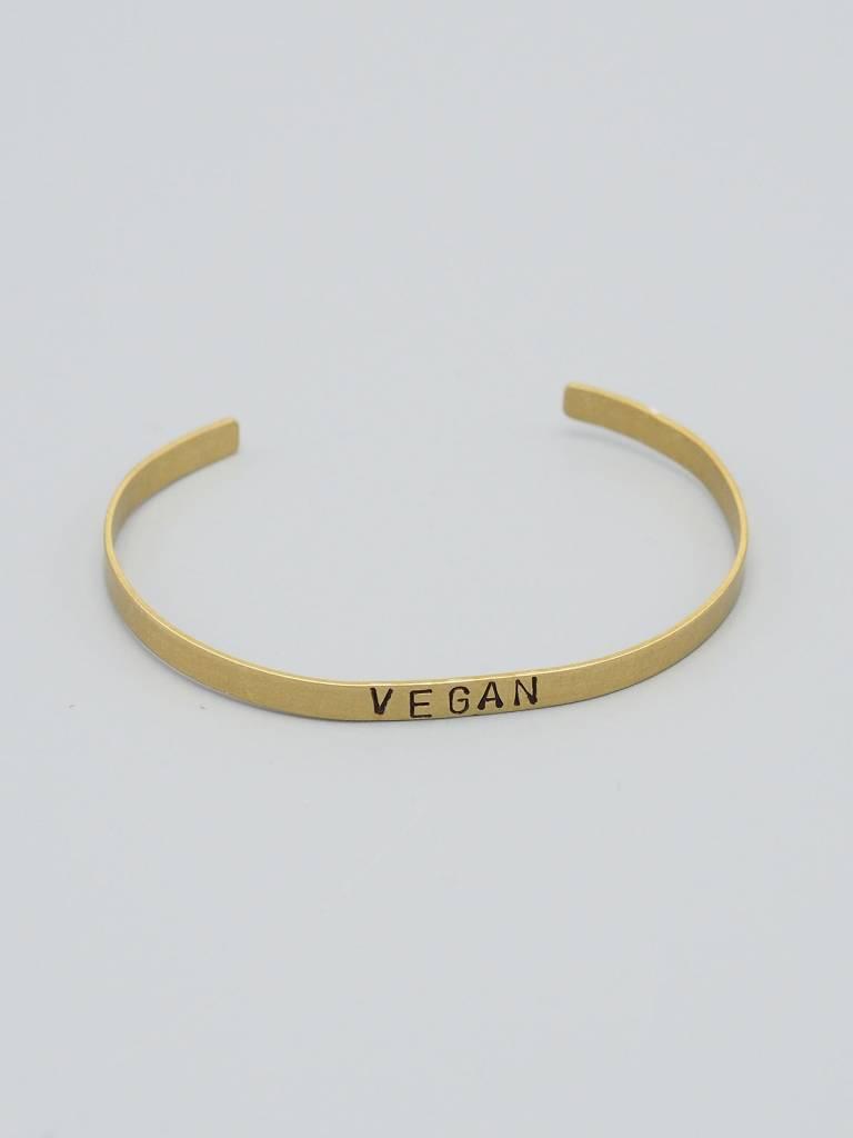 Vegan Cuff by Mishakaudi