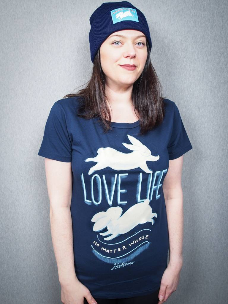 Sale Item of the Week • Love Life (No Matter Whose) Women's Tee
