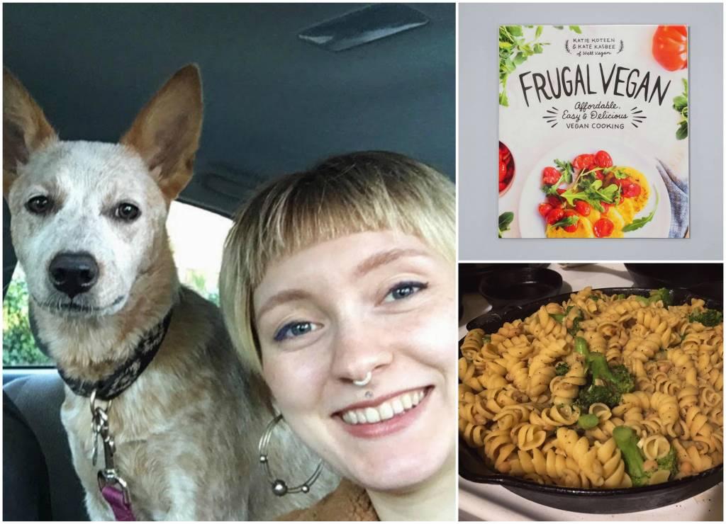 Herbivores In The Kitchen - Spicy Broccoli and White Bean Pasta