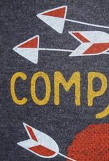 Compassion Is Invincible Zip-Up Hoodie