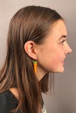 Plant Posse Carrot Earrings