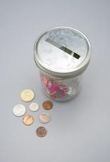 Coin Slot Metal Lid