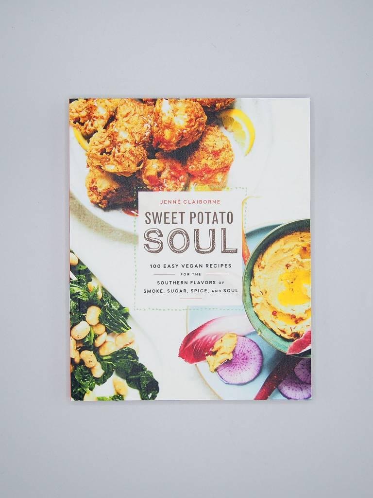 Sweet Potato Soul by Jenné Claiborne