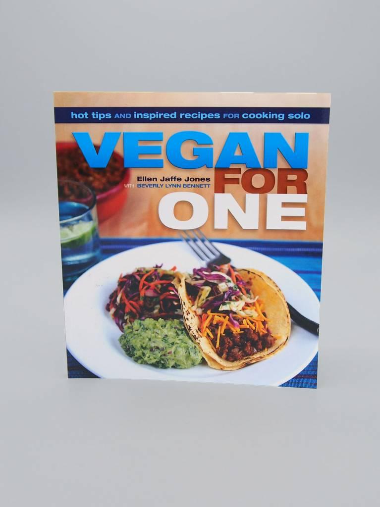 Vegan For One by Ellen Jaffe Jones