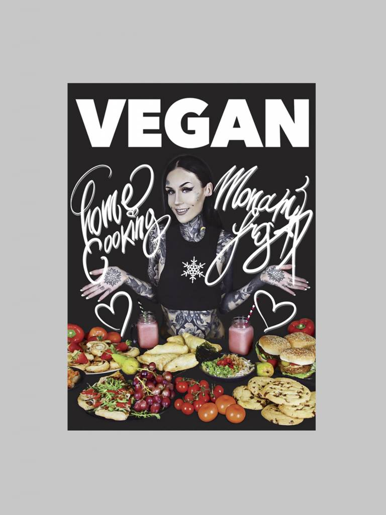 Vegan Home Cooking With Monami Frost