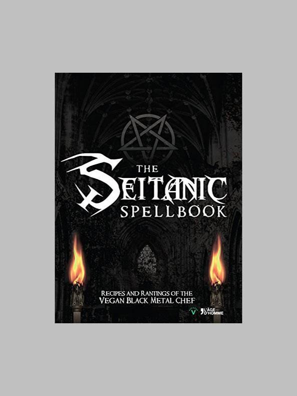 The Seitanic Spellbook