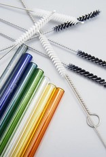 Simply Straws Straight Glass Straw