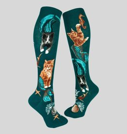 Purrmaids Knee Sock from Mod Socks