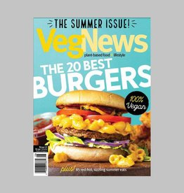 VegNews Magazine July/August 2018 - The Summer Issue