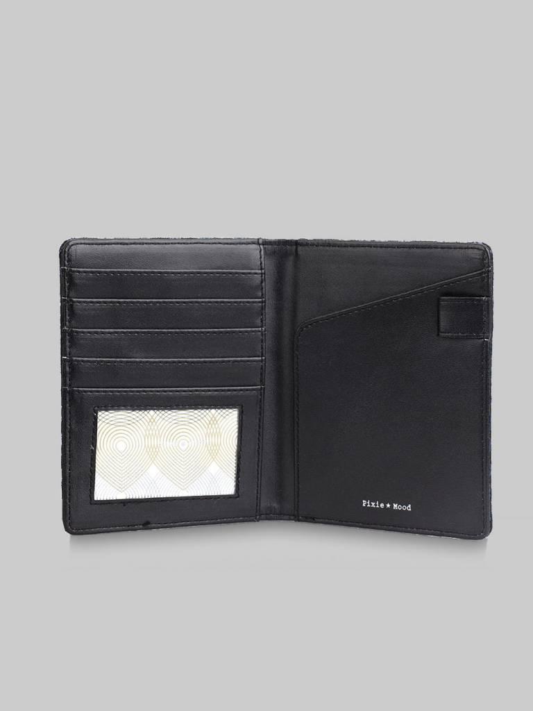 Jana Passport Wallet by Pixie Mood