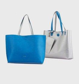 Bridget Reversible Tote Bag by Pixie Mood