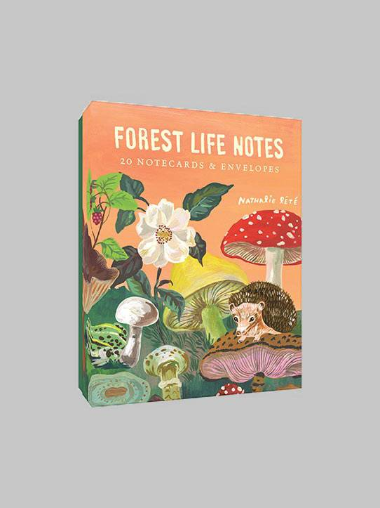 Forest Life Notes - Nathalie Lete