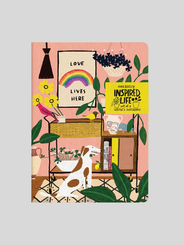 Inspired Life Notebook Set - Anne Bentley