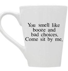 Buffalovely Booze and Bad Choices Mug
