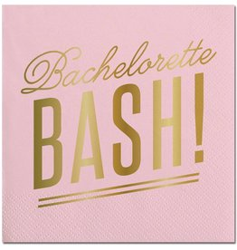 Slant Bachelorette Bash Napkins 20 CT
