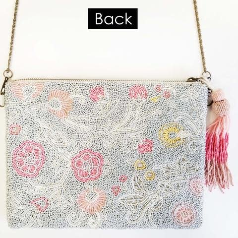 Bloom and Trellis Clutch