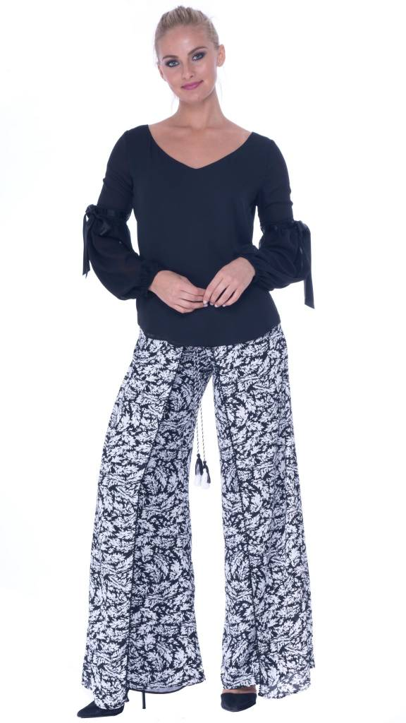 Atina Cristina Mercedes Layered Pants