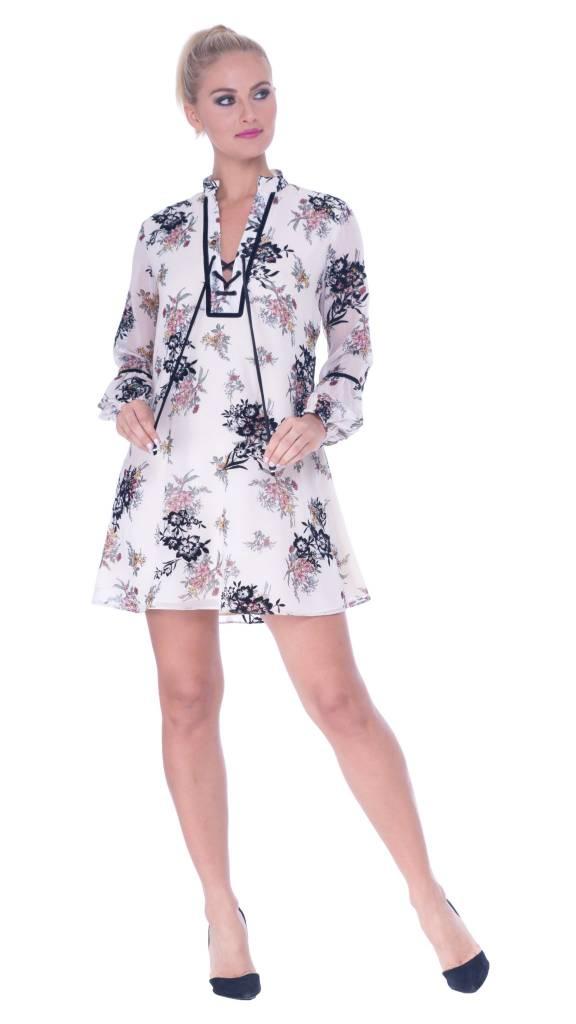 Atina Cristina Lara A-Line Dress