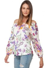 Hale Bob Alexsina Off the Shoulder Top