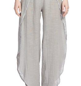 Elan Wrap Pant Slate