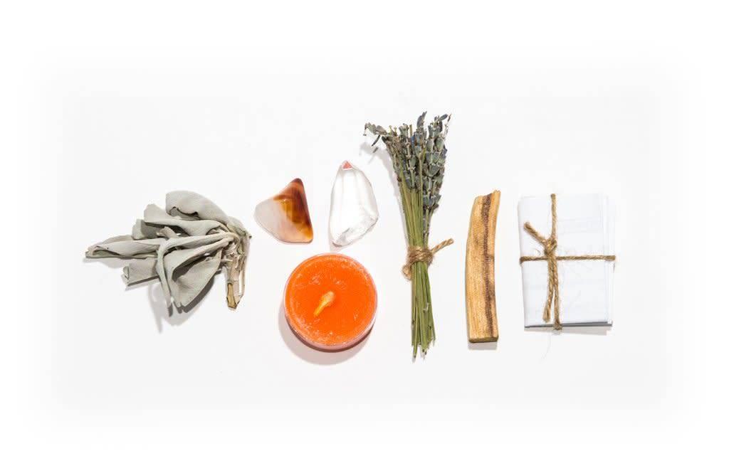 J Southern Studio Happiness & Inspiration Ritual Kit