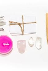 J Southern Studio Love & Honor Ritual Kit