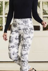 Up Ankle Pant Toile
