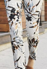 Up Ankle Pant Floral