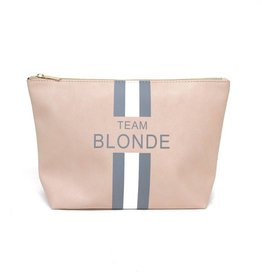 BTB Team Blonde Pouch Blush