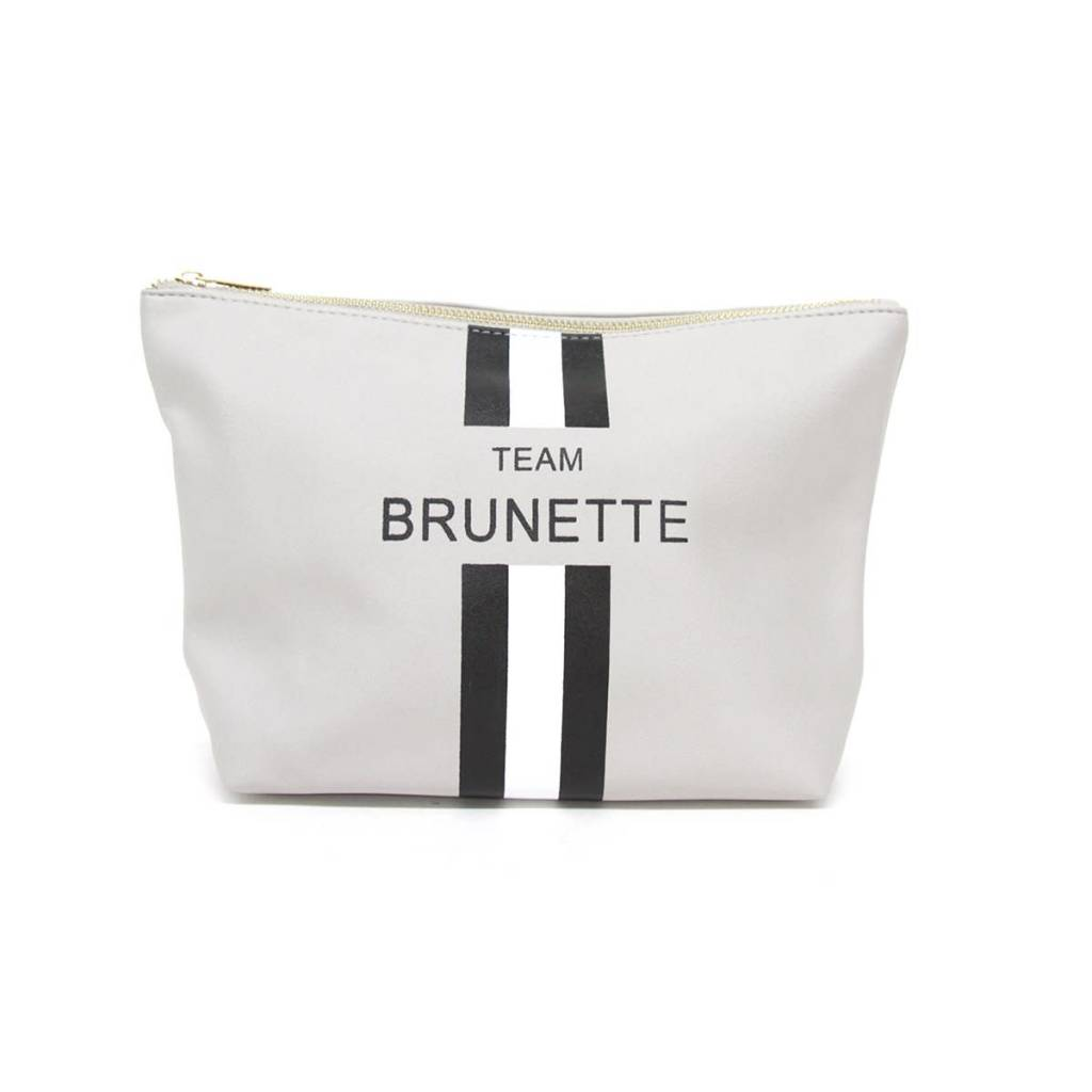 BTB Team Brunette Pouch Gray