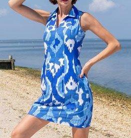 Dizzy Lizzie Dizzy Lizzie Sag Harbor Dress Ikat