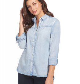 French Dressing Lightweight Denim Shirt