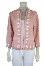 Blank Levirina Jacket Blush