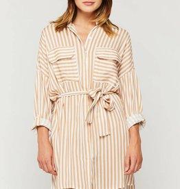 Velvet Heart Cliantha Stripe Dress