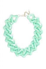 Jewelry Flat Out Fabulous Necklace Mint