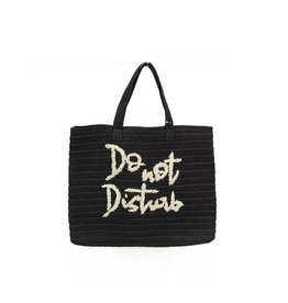 BTB Do Not Disturb Tote Black