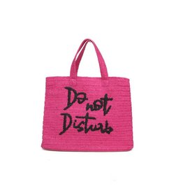 BTB Do Not Disturb Tote Pink