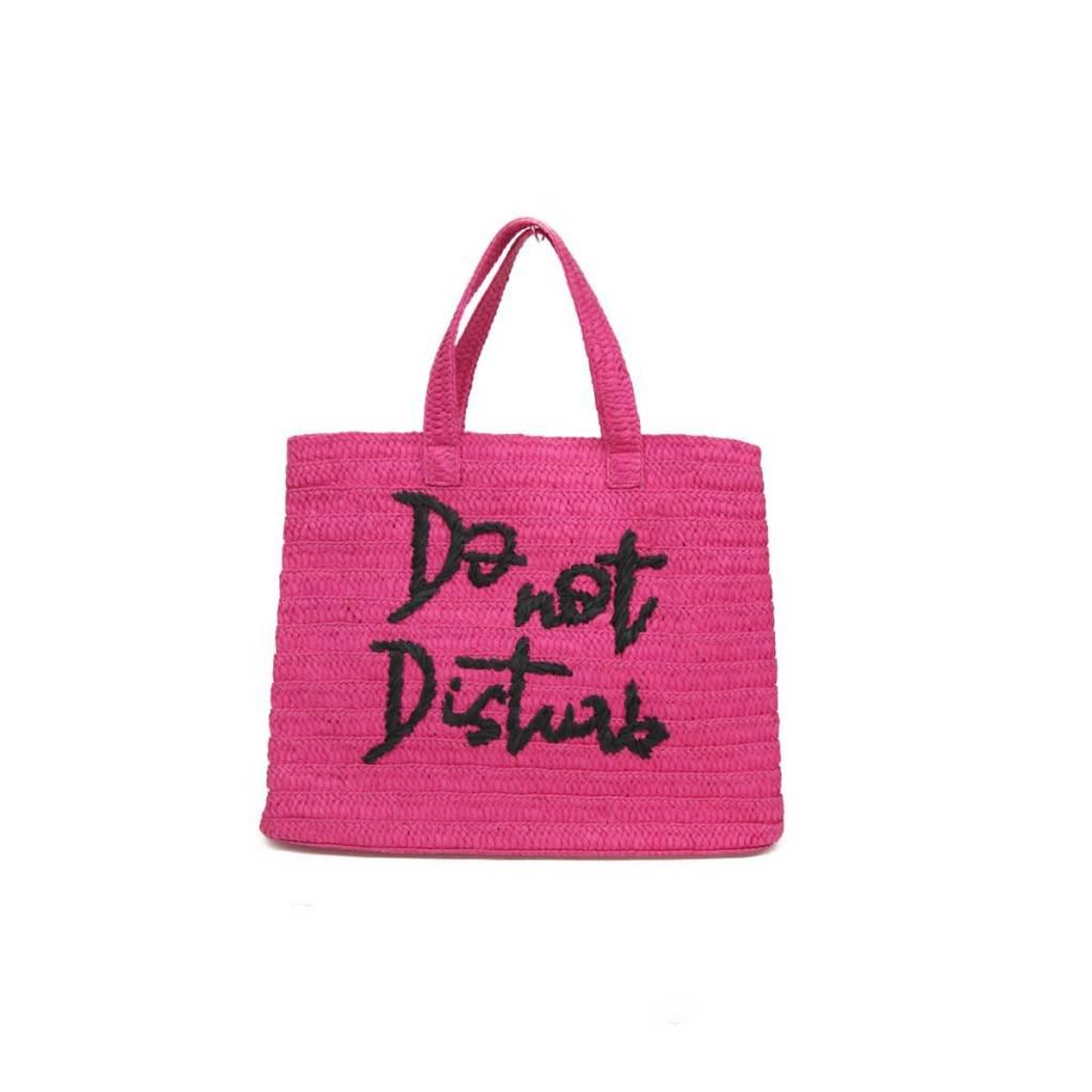 BTB Do Not Disturb Tote Pink