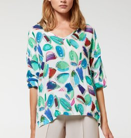 Aldo Martins V Neck Multi Top