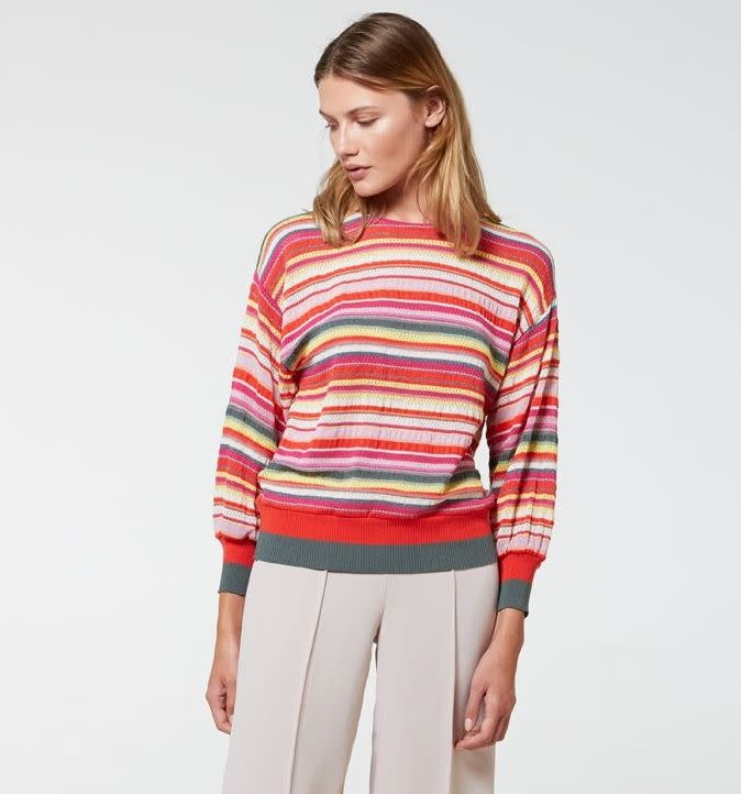 Aldo Martins Stripe Knit Top