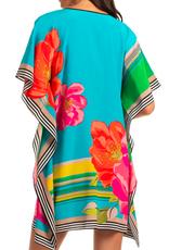 Trina Turk Theodora Dress Bright Floral