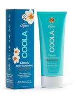 Coola Coola Classic Body Organic Sunscreen Lotion SPF 30 - Tropical Coconut