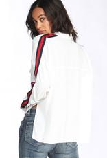 Velvet Heart Sabella Racer Stripe Shirt