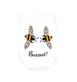 August Morgan August Morgan Buzzed Glass