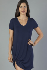 Another Love Another Love Hope Dress Side Knot Navy