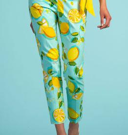 Trina Turk Moss 2 Pant Lemons