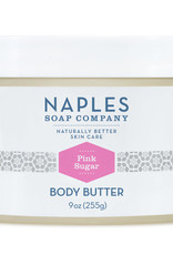 Naples Soap Company Naples Soap Co. Pink Sugar Body Butter