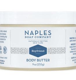 Naples Soap Company Boyfriend Body Butter