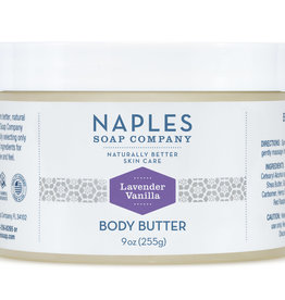 Naples Soap Company Naples Soap Co. Lavender Vanilla Body Butter